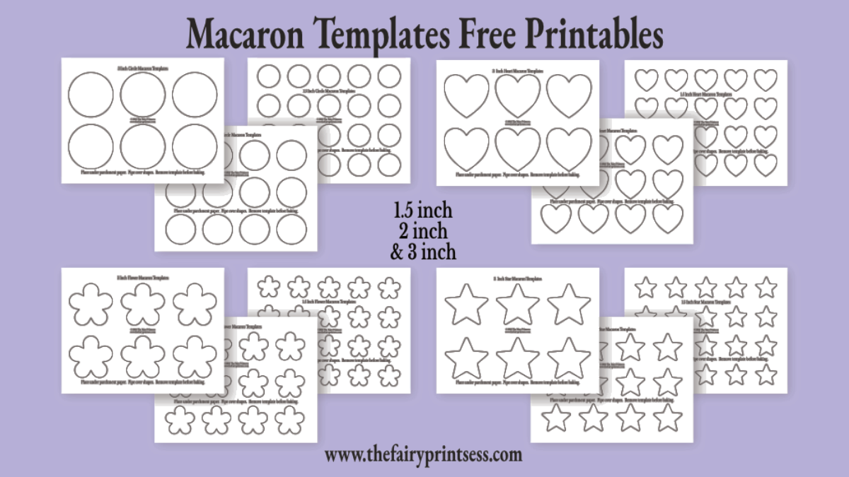 Vintage French Valentine Heart Banners Free Printable